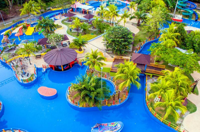 The Carnivall Waterpark - 9.4 KM